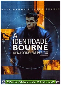 A Identidade Bourne Torrent Dublado (2002)