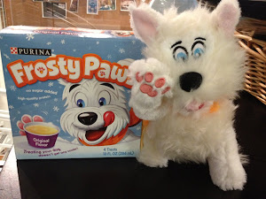 ANOTHER FROSTY PAWS GIVEAWAY!!!