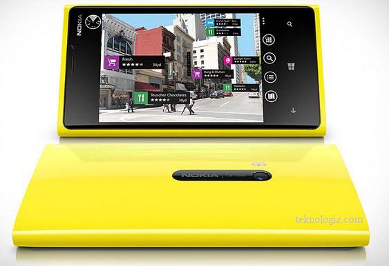 Harga dan spesifikasi Nokia Lumia 920 Windows Phone - www.teknologiz.com