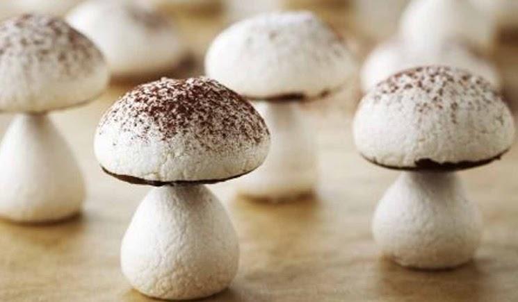 Resep Choco Mushroom