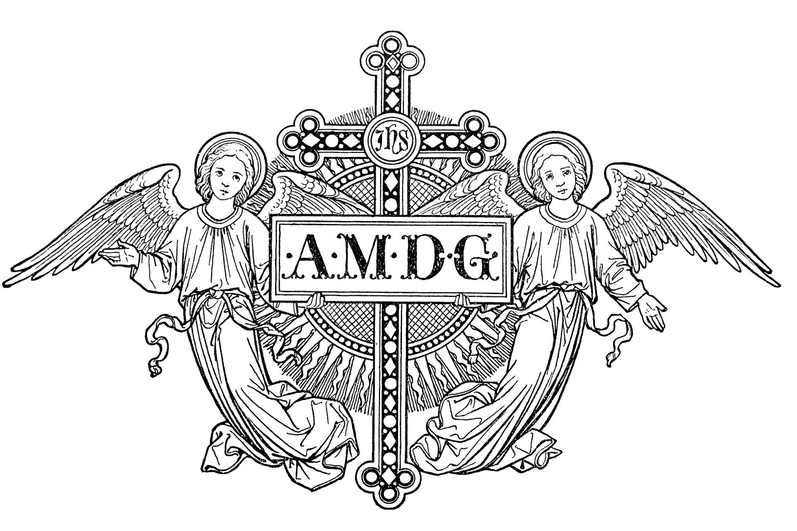 Ibo Et Non Redibo The Greater Glory Of God The Jesuit Meaning Of