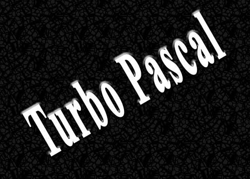 Cara Membuat Program Dengan Turbo Pascal