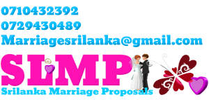 Sri Lanka Marriage Proposals