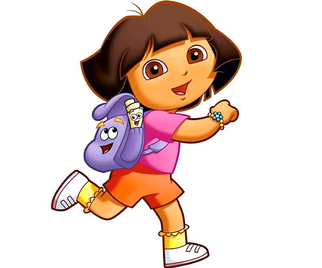 Gambar Dora The Explorer