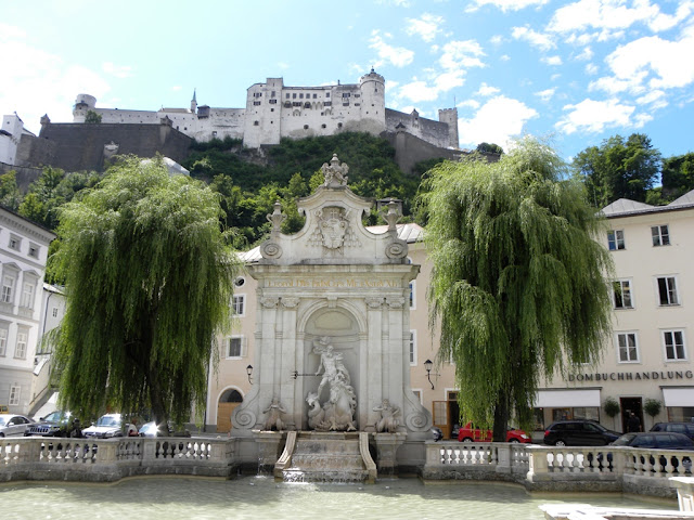 Salzburger Fountains