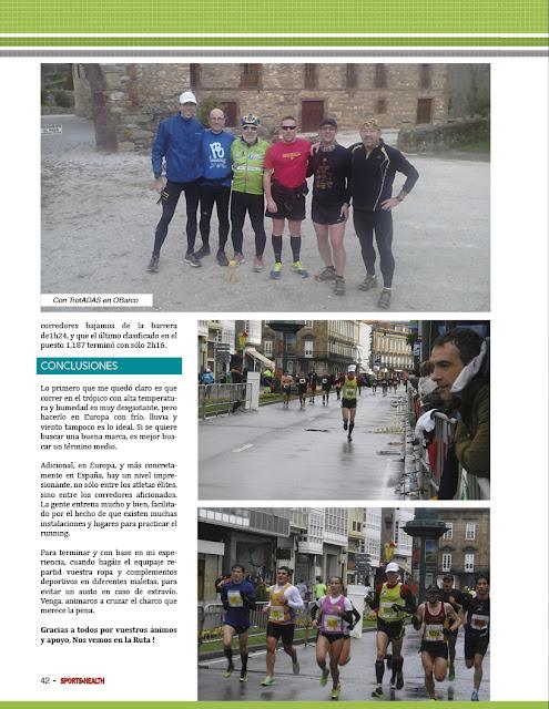 Corre Coru 21km