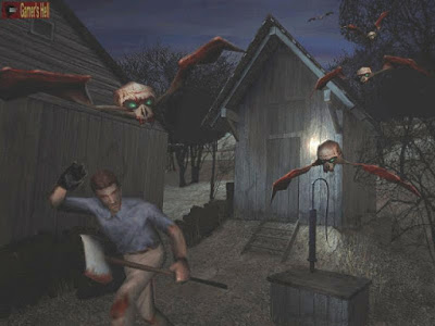Free Download Evil Dead Hail to the King PC Game