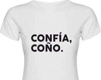 CONFÍA COÑO