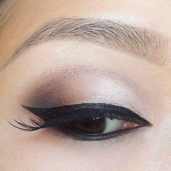 Style By Cat Neutral Outer V Shading On Asian Eyes