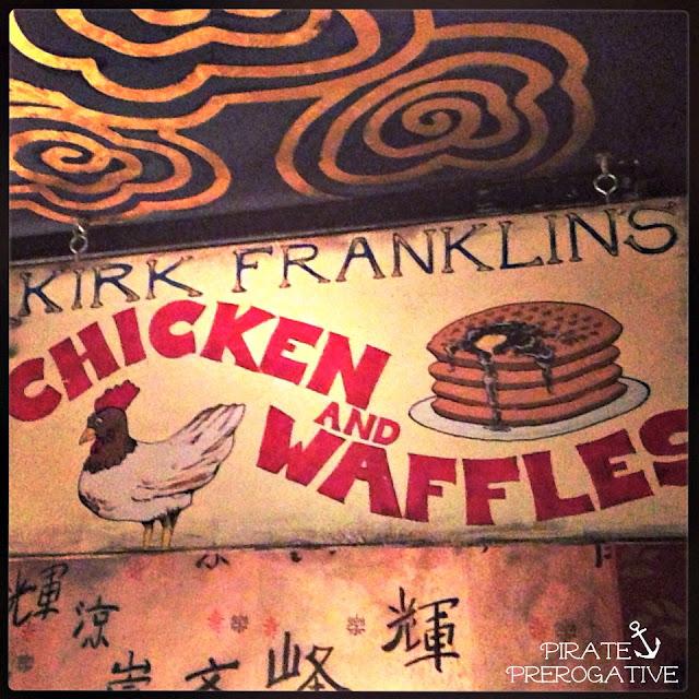 Gospel Brunch Chicken and Waffles