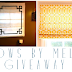 Windows by Melissa Roman Shade Giveaway