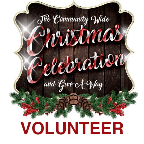 Volunteer at the 2018 Christmas Event