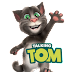 El gato parlante Tom para Facebook Messenger
