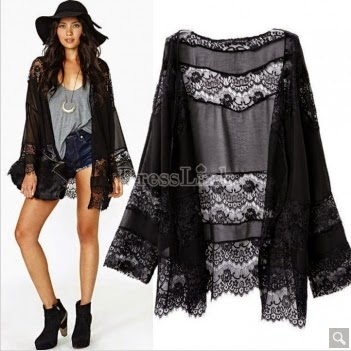 http://es.dresslink.com/2014-women-chiffon-lace-stitching-kimono-top-blouse-long-cardigan-coat-black-p-16294.html
