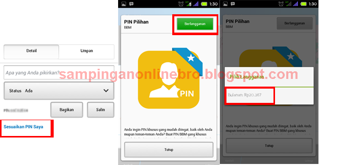 Download BBM 2.7.0.20 .Apk Final Update Terbaru