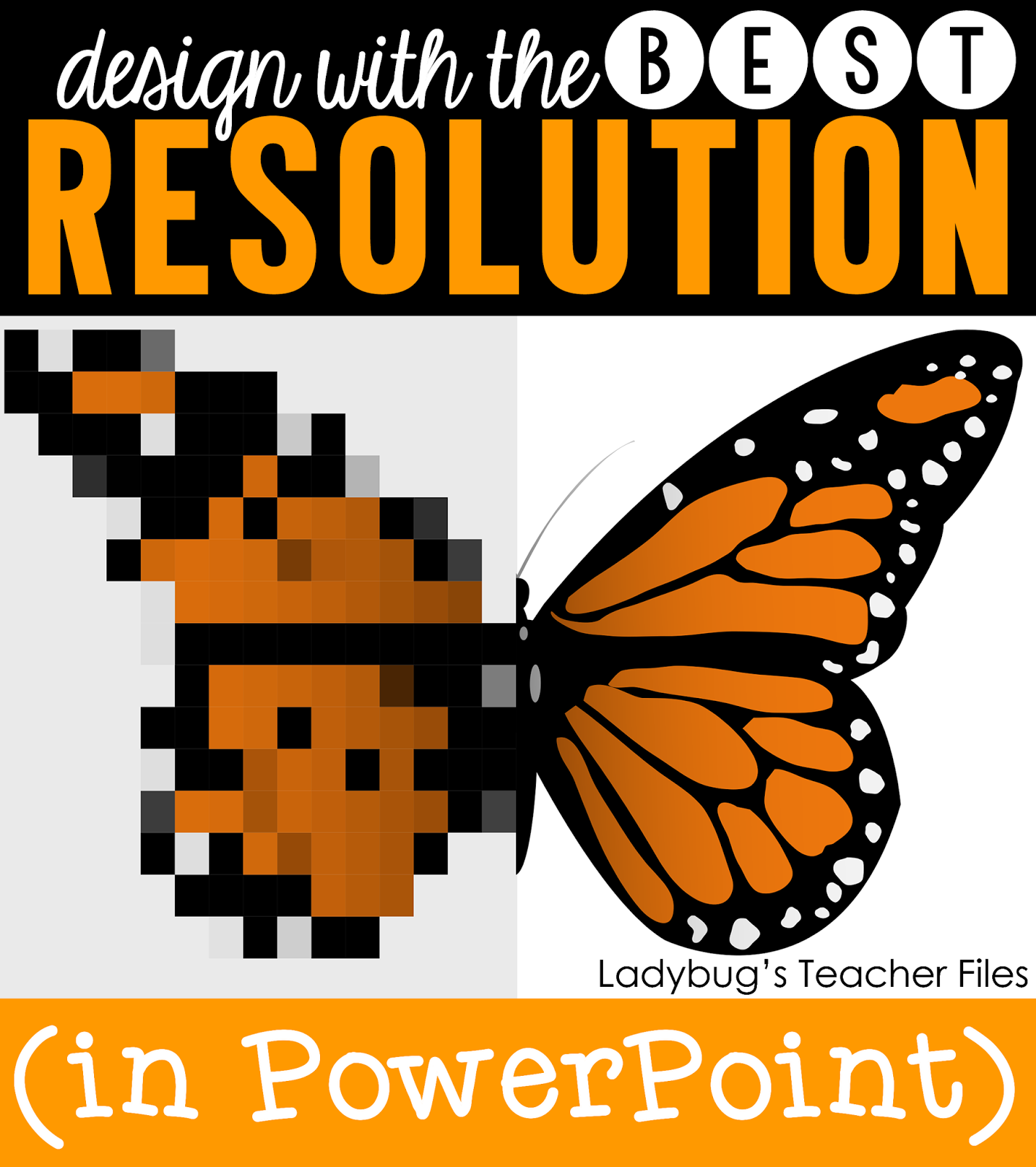 Resolution Tips for PowerPoint Printables