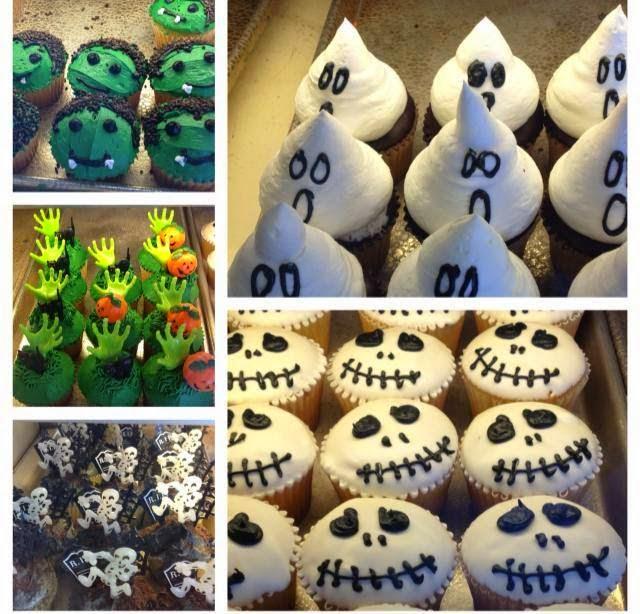 Ontario Bakery: Custom halloween cakes from bakery in Ontario