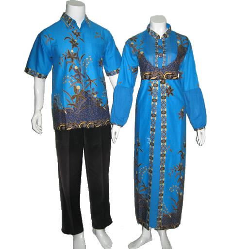 Baju Batik Sarimbit Couple Modern Terbaru Online Toko