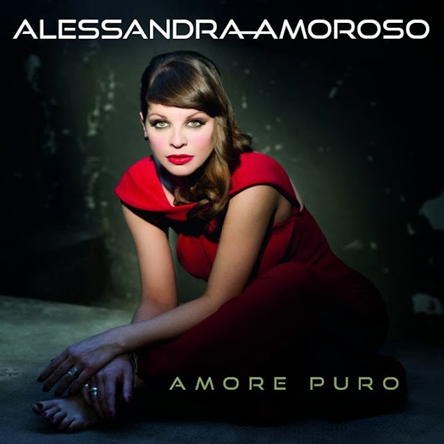 Alessandra Amoroso - Amore Puro - copertina tracklist testi video download