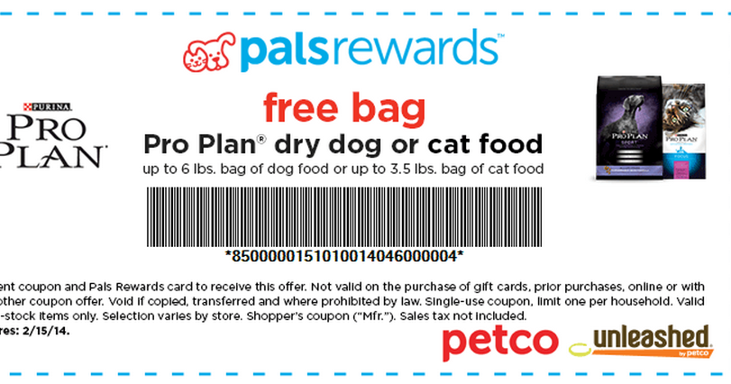 Dog food discount coupons india