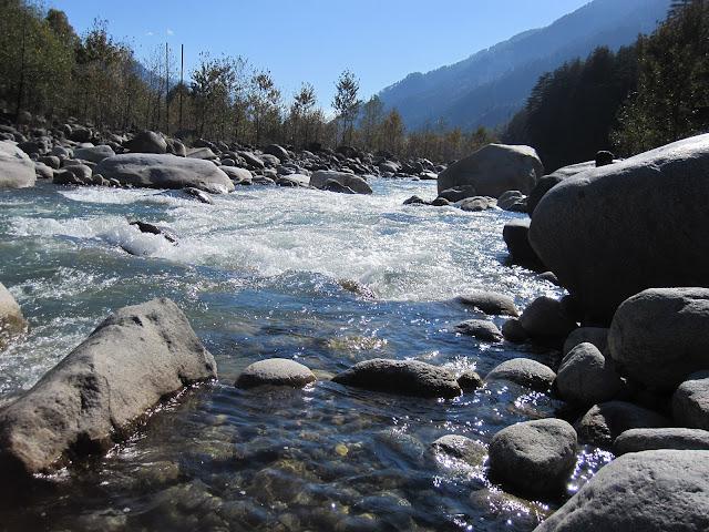 Bear River - Manali