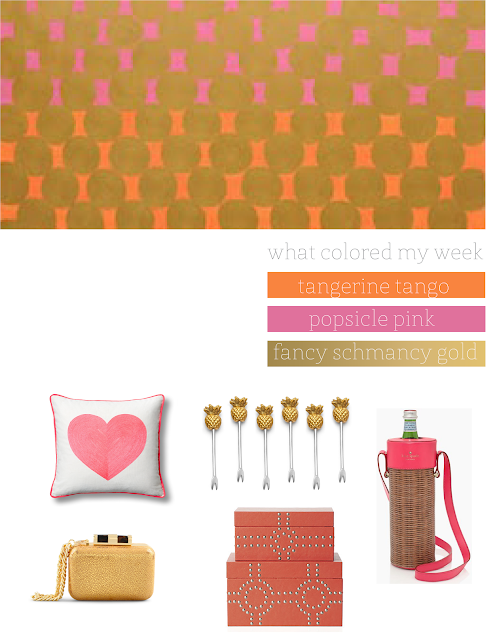 color palette inspirational board I mariana hodges for sparkyourprint.blogspot.com