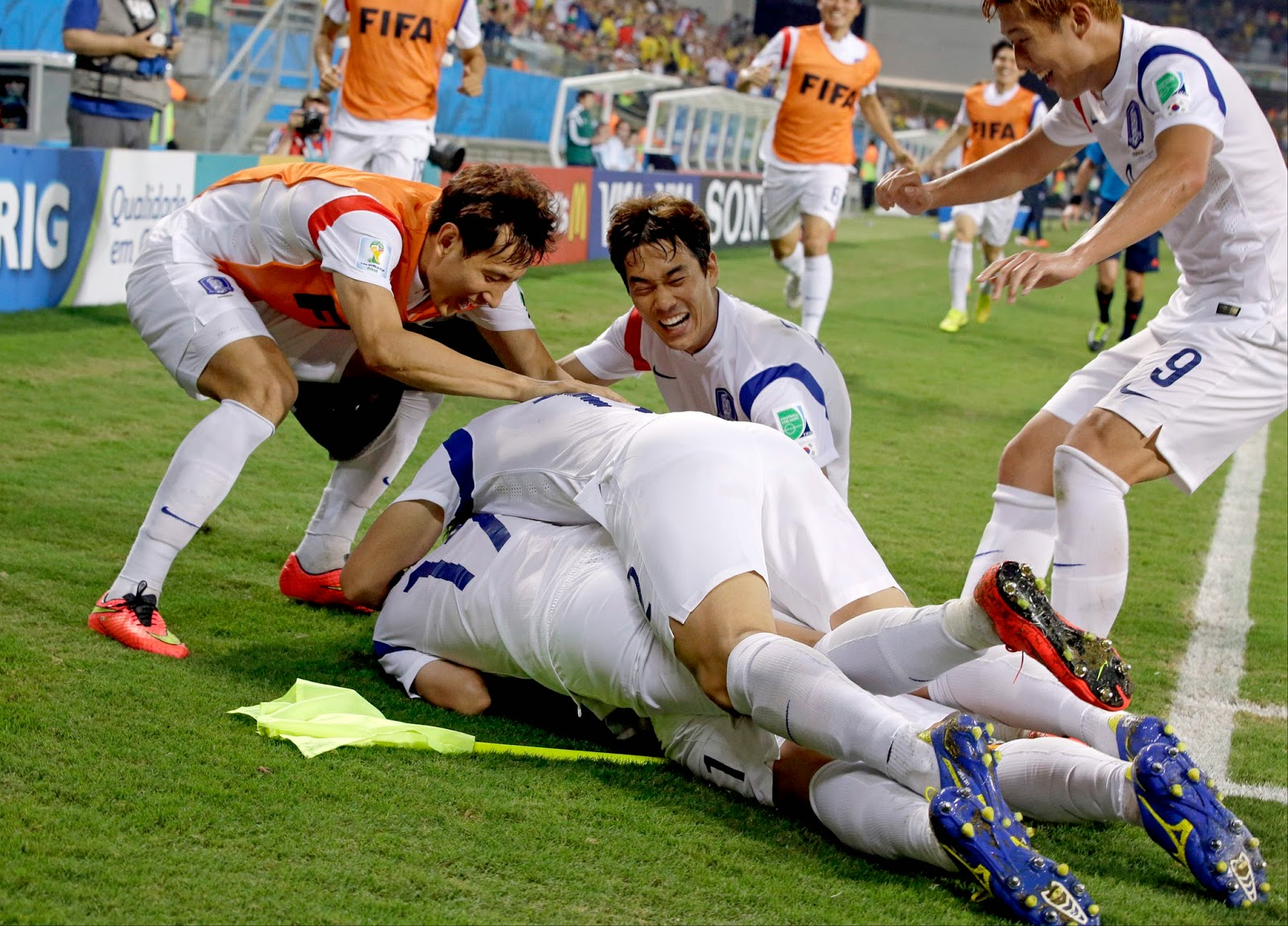 Прогноз Футбола Южная Кореа Алжир