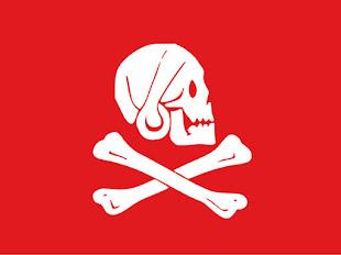 Bandera pirata de Henry Avery