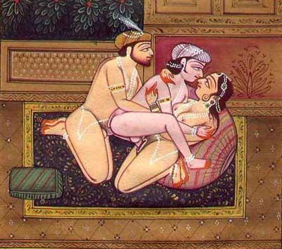 Prehistoric times oral sex