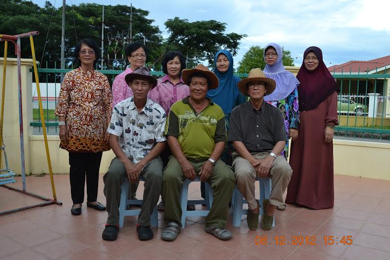 Wong Kan's Family
