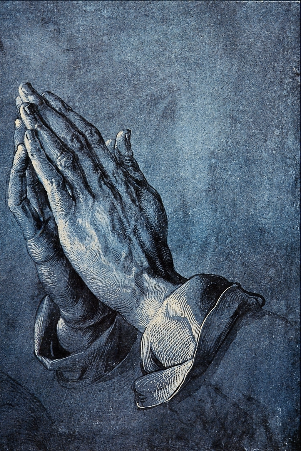 Albrecht Durer's 'Praying Hands'- Albrecht Dürer -