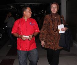 Marissa Haque Inspirasi dari Medan, LP3I, Ikang Fawzi.