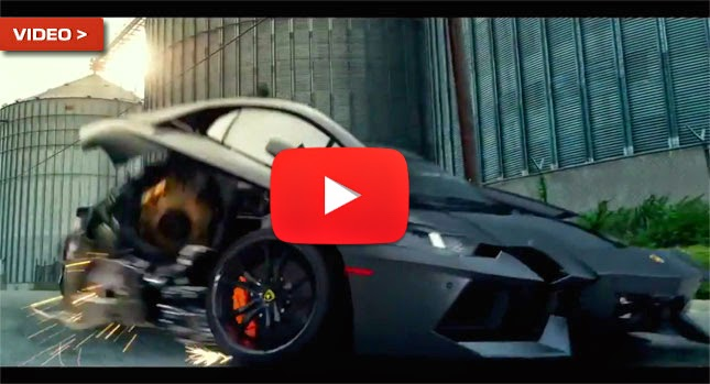 Transformers 4 Age Of Extinction Gets New Trailer Shows Lamborghini