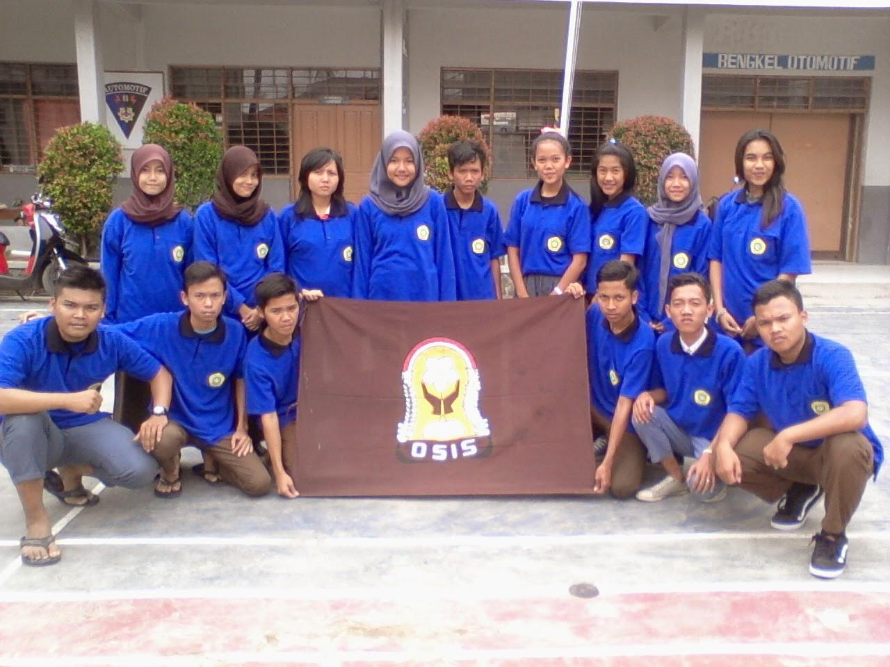 Persiapan Latihan Dasar Kepemimpinan Siswa (LDKS) 2014/2015