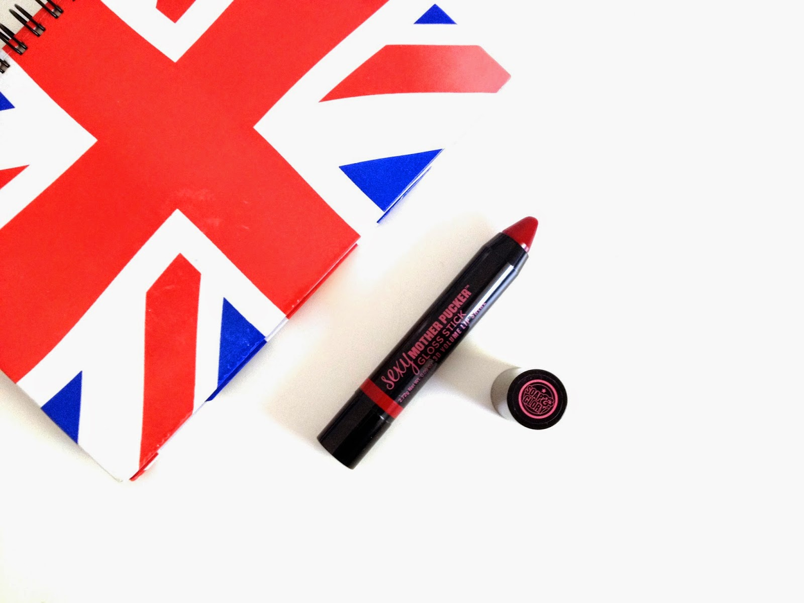 Soap & Glory Sexy Mother Pucker Gloss Stick Plum Jam