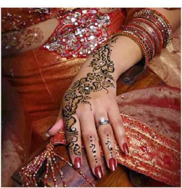 Beautiful Arm Mehndi Designs : Beautiful latest simple arabic pakistani indian bridal