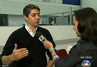 Entrevista para o Bom Dia SP