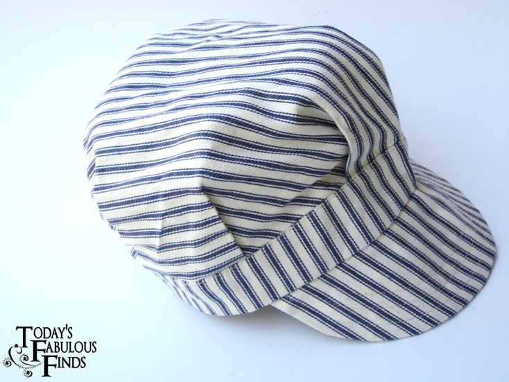 How to sew a cap 15