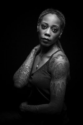 Debra Wilson Tattoos