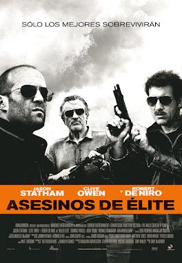 Poster Asesinos De Elite