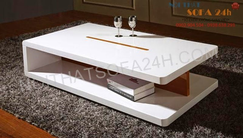 Bàn sofa gỗ BS083