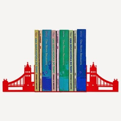 Aparador de Livros - Ponte de Londres