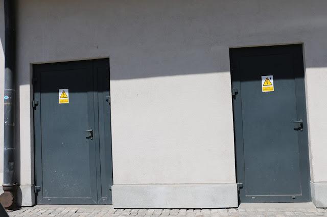 Portões da Fábrica de Schindler.