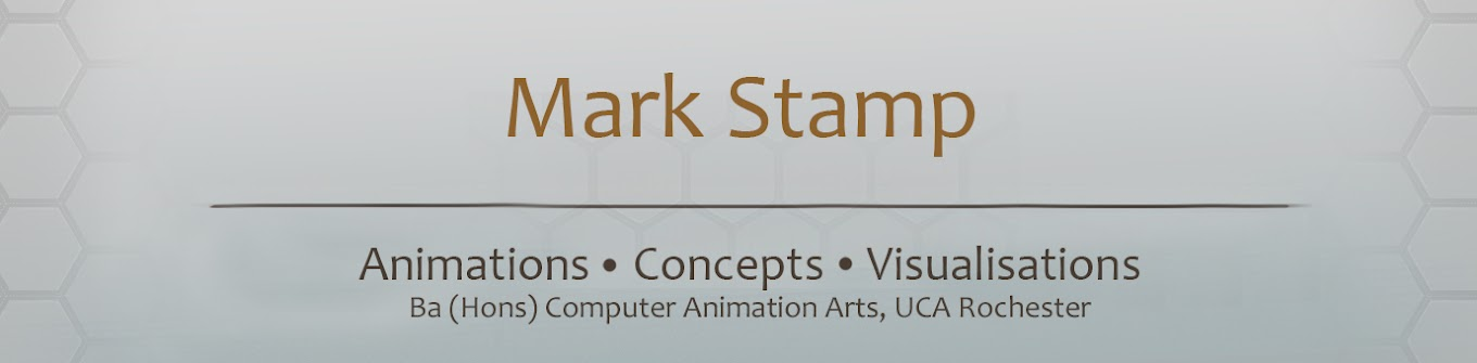 Mark Stamp Computer Animation Arts - UCA Rochester