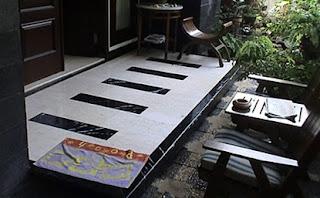 contoh gambar model teras rumah minimalis terbaru