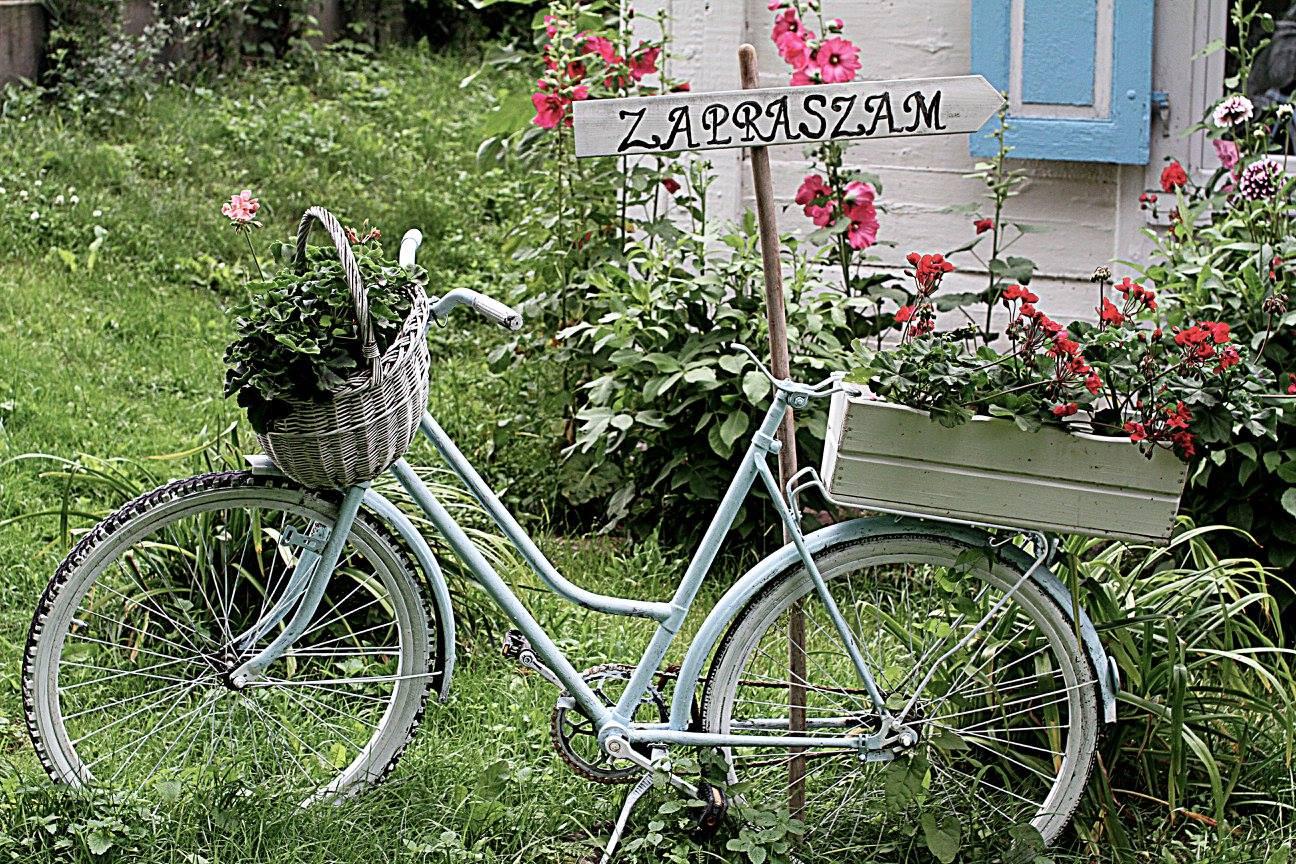 W ogrodzie Ma Maison