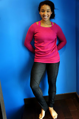 lululemon chai time pullover with dressage pants