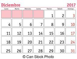 Calendario de pruebas y actividades.