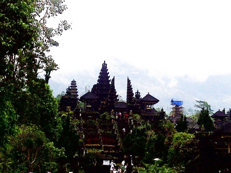 Templo de Besakih, Bali, vuelta al mundo, round the world, La vuelta al mundo de Asun y Ricardo