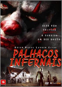 Filme Poster Palhaços Infernais